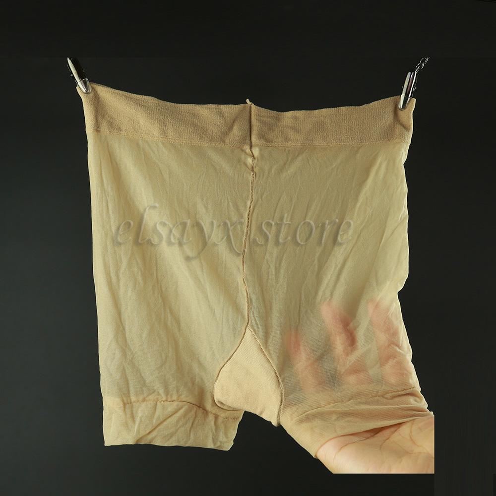Nylon panties for men